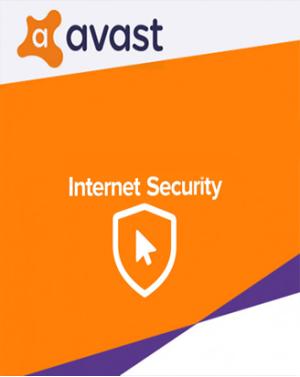 avast! Internet Security 10-Desktop 1 year