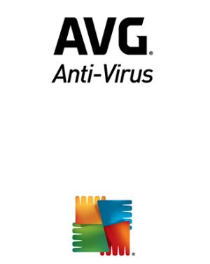 AVG Anti-Virus 1-Desktop 1 year