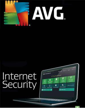 AVG Internet Security 1-Desktop 2 year