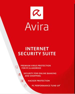 Avira Internet Security Suite 3-PC 2 year