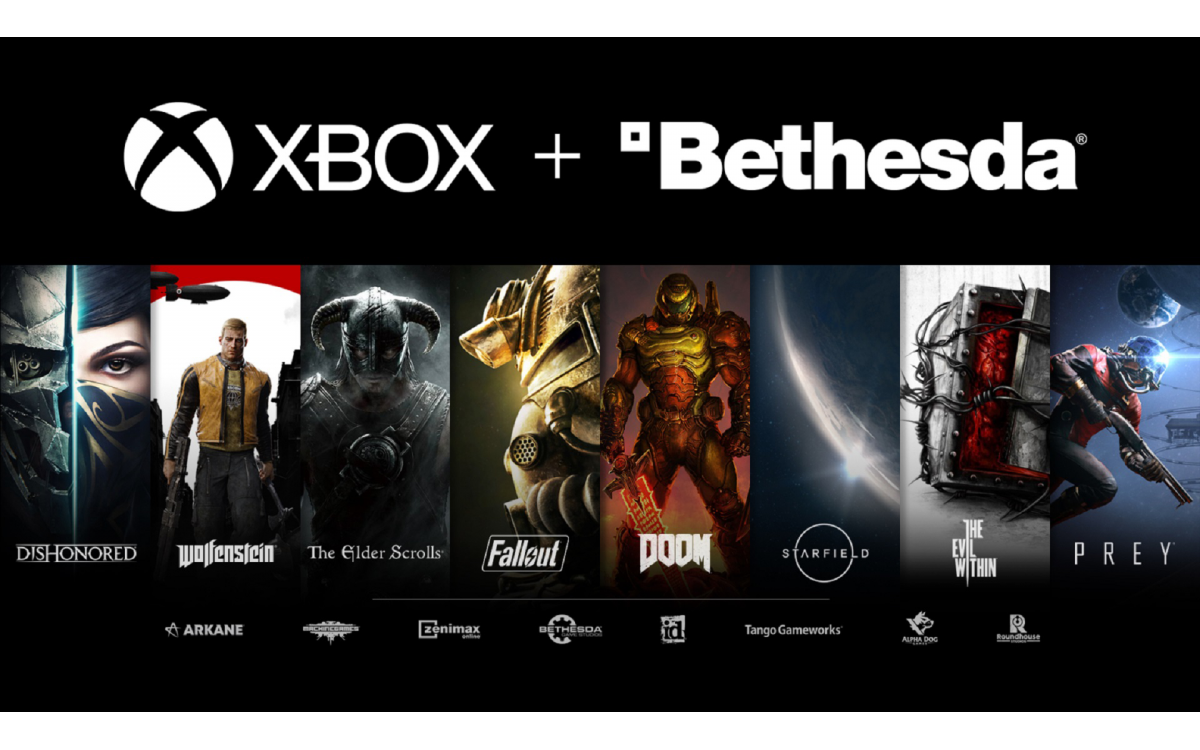 Bethesda Joins the Xbox Family