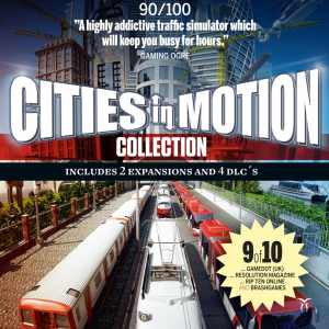 Cities In Motion - Collection