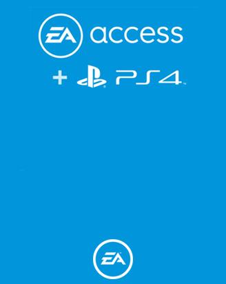 EA Play (EA Access) 12 month (PlayStation)
