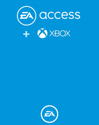 EA Play (EA Access) 12 month (Xbox)