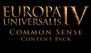 Europa Universalis IV: Common Sense Content Pack (NEW)