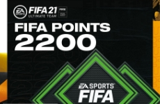 FIFA 2200 POINTS Xbox