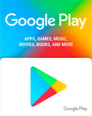 Google Play 50 EUR DE