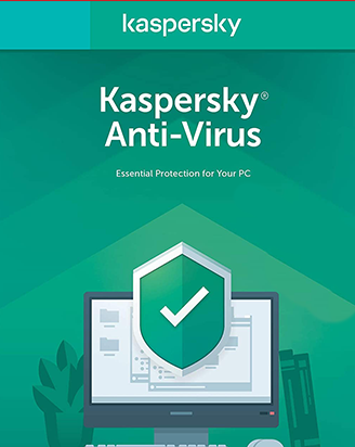 Kaspersky Anti-Virus 1-Desktop 2 year