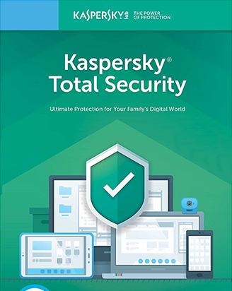 Kaspersky Total Security 1-Device 2 year