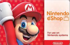 Nintendo eShop 50 EUR