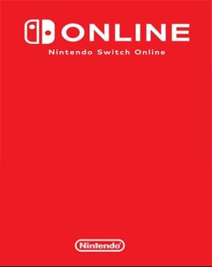 Nintendo Switch Online 12 Month EU