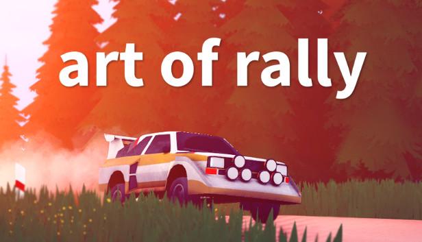 art of rally game