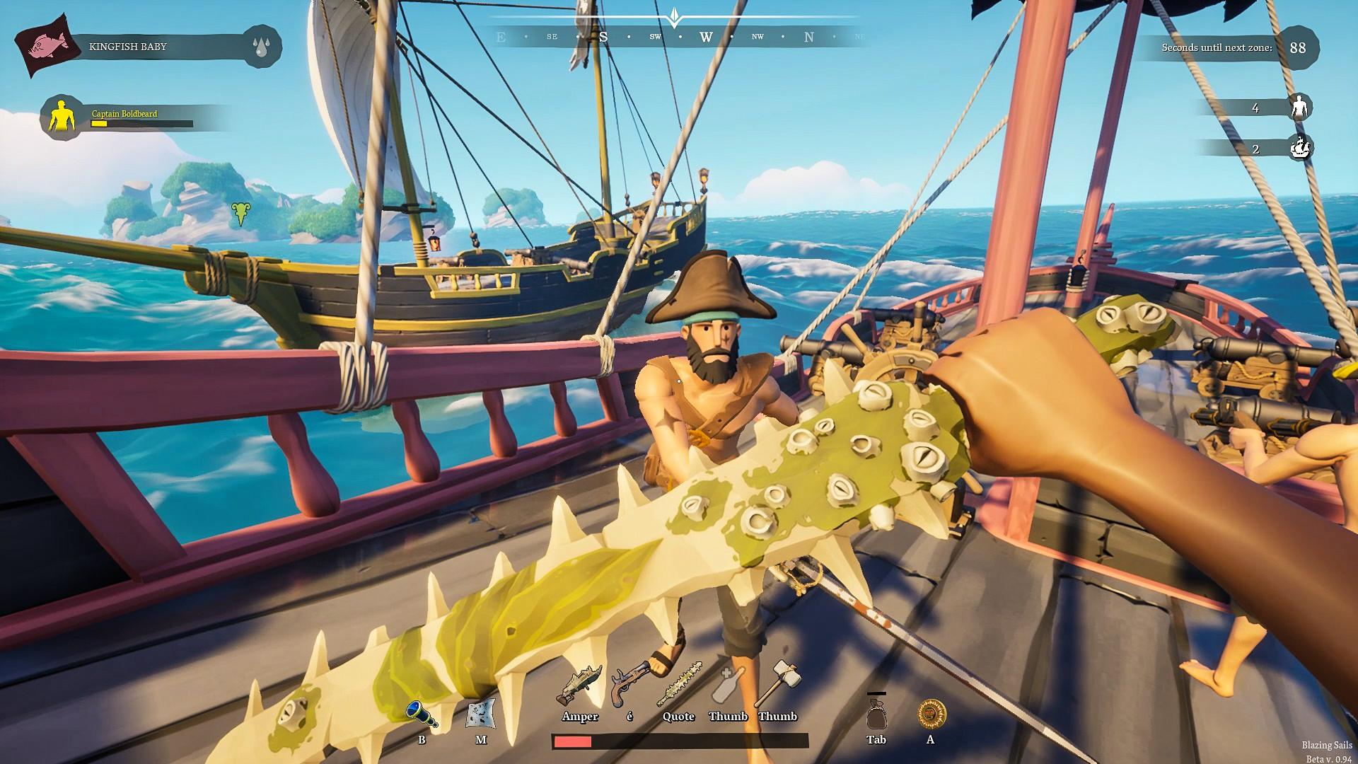Blazing Sails Görsel