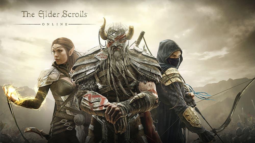 The Elder Scrolis Online